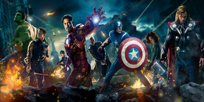 Los actores de The Avengers unidos por una noble causa