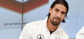 Atracaron a los padres del futbolista Khedira en Brasil 2014