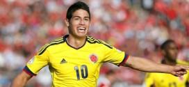 Video aficionado registra a James Rodríguez celebrando el título de goleador del Mundial
