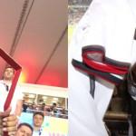 Rihanna se gozó al máximo la final del Mundial de fútbol