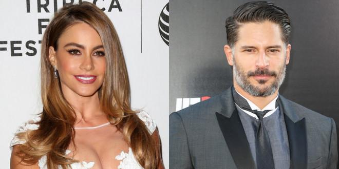 Sofía Vergara y Joe Manganiello están saliendo juntos