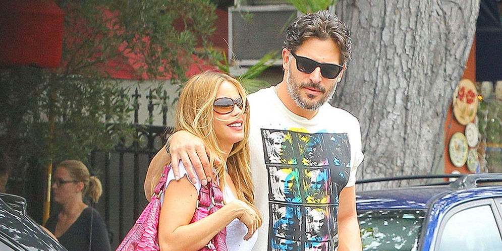 Sofia Vergara y Joe Manganiello la pareja