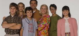 """El elenco de la antigua serie """"Los años maravillosos"""" se reúne de nuevo"""
