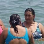 doble femenina de Chávez