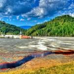 ¿Qué hay detrás de las hermosas fotos de este paisaje en Rumania?