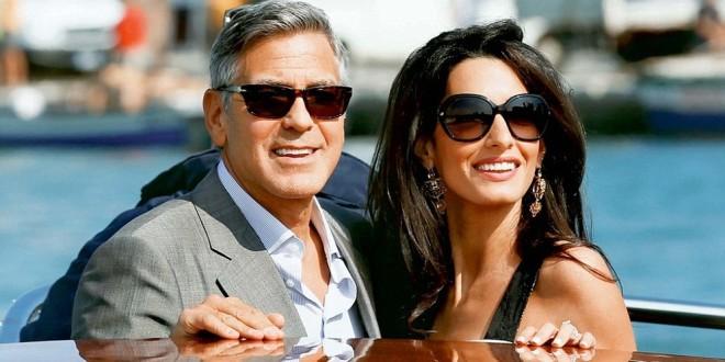 George Clooney finalmente se casó, se acabó su famosa soltería