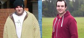 Increíble historia de amor y superación: perdió 50 kilos para poder dar su primer beso