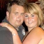 Pareja se propuso llegar con 60 kilos menos al día de su boda