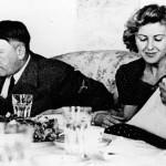 mujer que probaba la comida de Hitler