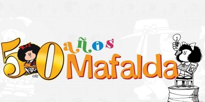 Felicidades Mafalda Cumple 50 Años El Runrun