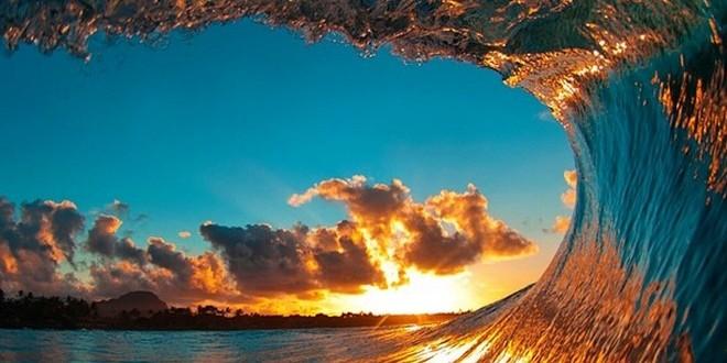 Fotos del interior de las olas como nunca antes se habían logrado