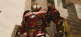Primer trailer de la esperada película The Avengers: Age of Ultron