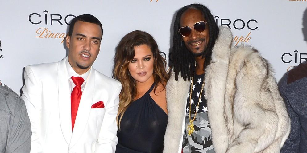 Khloe Kardashian asistió sin ropa interior a la fiesta de cumpleaños de su exnovio