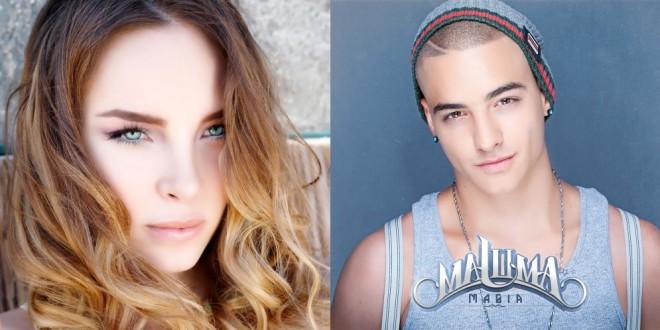 Fotos serían la prueba de que la cantante mexicana Belinda es la nueva novia de Maluma