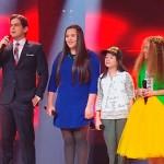 Finalistas de la Voz Kids Colombia