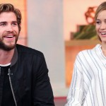 actor Liam Hemsworth reveló que besar a Jennifer Lawrence fue muy incómodo