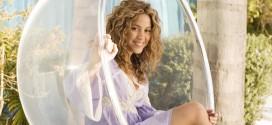 Últimas fotos de Shakira con su notoria barriguita