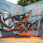 grafitis 3D