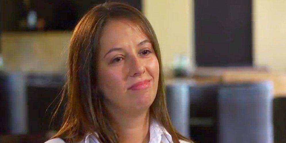 Isabel del Río contó ante las cámaras la historia detrás de la golpiza que le dio el Bolillo Gómez
