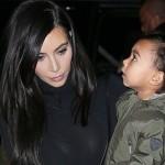 hija de Kim Kardashian