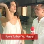 Paola Turbay también vetó a la Negra Candela