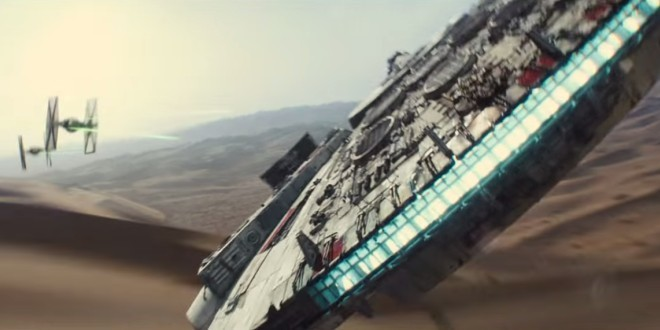 """El tráiler de """"La guerra de las galaxias: El despertar de la Fuerza"""" causó gran descontento entre los fanáticos"""