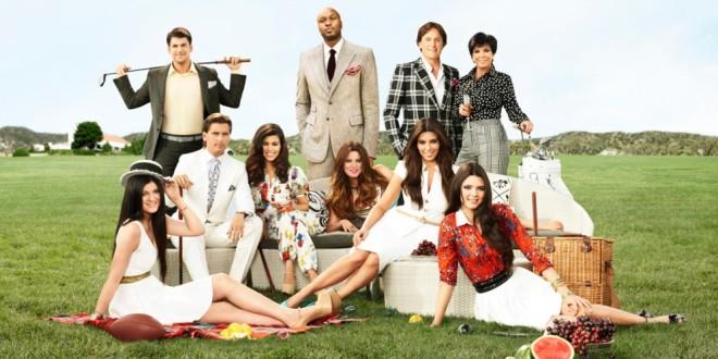 La evolución de la familia Kardashian en fotos