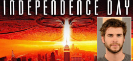 """La estrella de los """"Los juegos del hambre"""" Liam Hemsworth estará en la secuela de """"Día de la independencia"""""""
