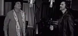 """Juan Gabriel hizo dueto con Juanes para cantar una nueva versión de su éxito """"Querida"""