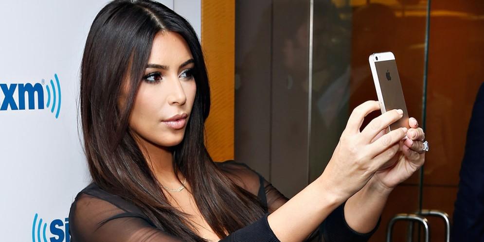 Kim Kardashian está irreconocible