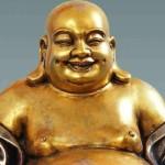antigua estatua de Buda