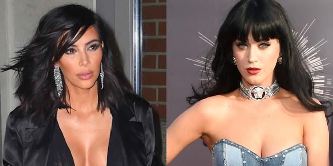 Así se verían Kim Kardashian, Katy Perry y otras celebridades si fueran obesas