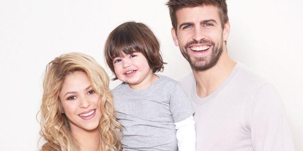 Shakira salió del hospital donde dio a luz a su segundo hijo