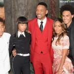Will Smith prohíbe a sus hijos relacionarse con Kylie y Kendall Jenner