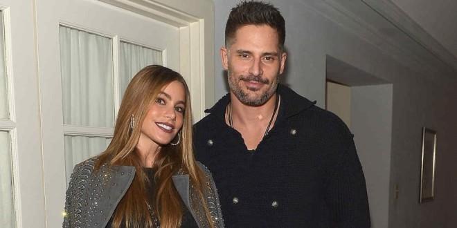 El prometido de Sofía Vergara, Joe Manganiello, se entrena para ser papá