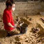 enorme y antigua tumba fue descubierta