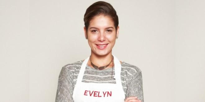 Fotos: a que no sabías de quién fue novia Evelyn Posada, la chica de la voz tenue en Máster Chef