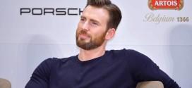 El capitán América, Chris Evans, está saliendo con una bella estrella del cine
