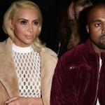 Kanye West compartió reveladoras fotos de Kim Kardashian
