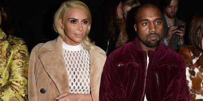 Kanye West compartió reveladoras fotos de Kim Kardashian para mostrar lo orgulloso que se siente de ella