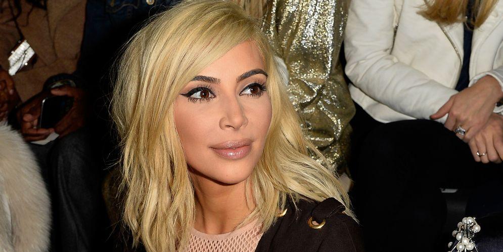 infancia de Kim Kardashian