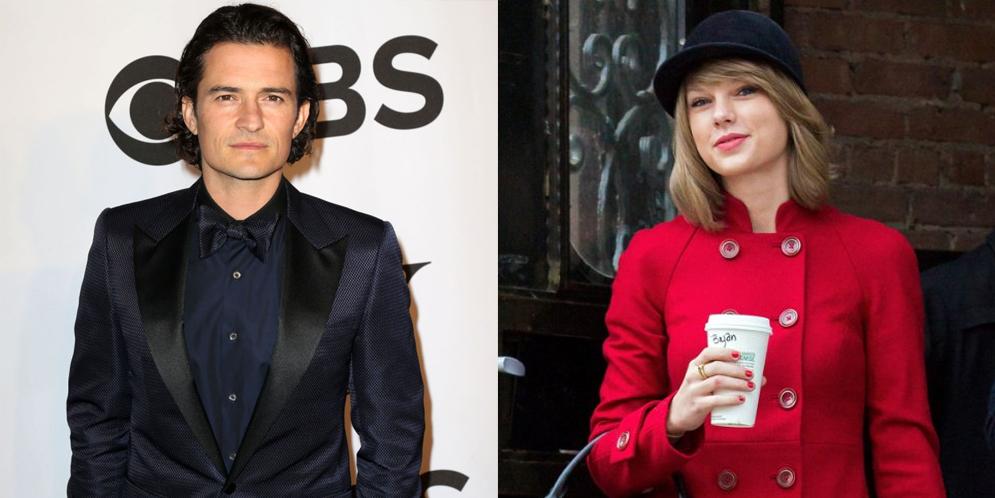 Orlando Bloom no quiere tener como vecina a Taylor Swift
