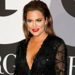 Khloe Kardashian volvió a impactar con su figura