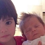 foto de milan y sasha tiene furiosa a Shakira 01
