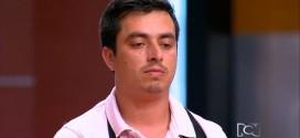 Por su pésima actitud, José Fernando se eliminó solito de MasterChef Colombia