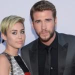 Miley Cyrus otra vez muy cerca de Liam Hemsworth