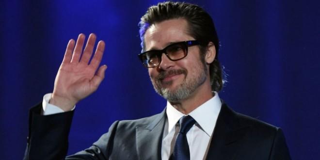 ¿Qué le ocasionó el tremendo moretón en la cara que se le vio a Brad Pitt?