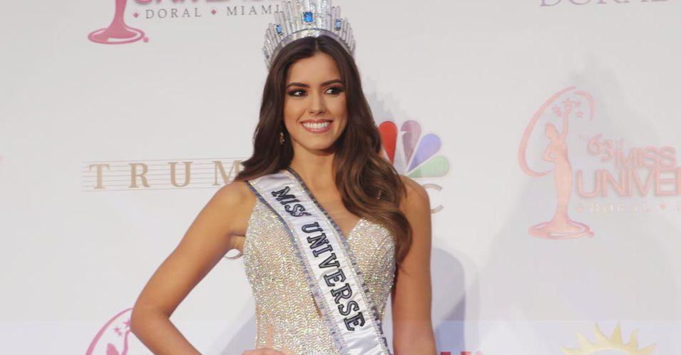 Paulina Vega enfrentó a sus críticos