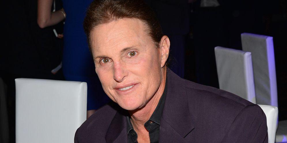 Hombres se solidarizan con Bruce Jenner