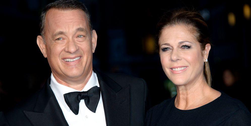 esposa de Tom Hanks